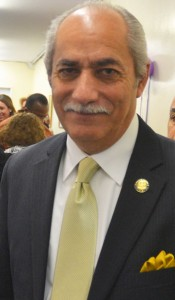 Assemblymember Guillermo Linares.