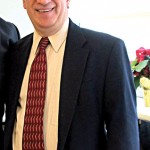 Honoree Steve Simon.
