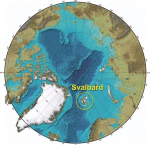 The Arctic Archipelago is just 10 degrees latitude from the North Pole.