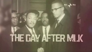"The Malcolm X & Dr. Betty Shabazz Center presents ""The Day After MLK""."