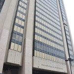 The Adam Clayton Powell Jr. Building.