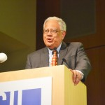 """I thank you for inspiring me,"" said Secretary of State Cesar Perales."