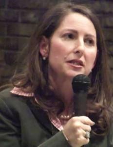 Success Academy Charter Schools CEO Eva Moskowitz.
