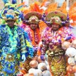 The Coming of Carnaval </br> La llegada del Carnaval