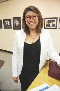 """""""Every job counts,"""" said Jessie Lee, Director of Small Business Lending-East."""
