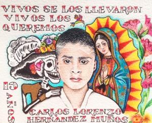 Carlos Lorenzo  Artist: Laila Cohen (Mexico)