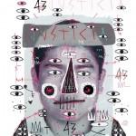 43 Justicia Artist: Bolla Hiriart (Mexico)/ Media: Digital art Más Ilustradores con Ayotzinapa