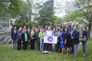 The Uptown Community Democrats held its official launch.