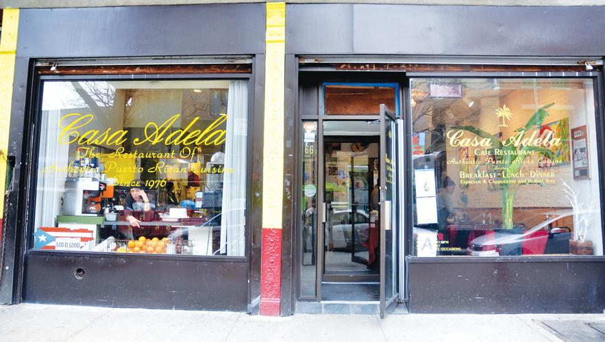 Casa Adela ha estado en el vecindario por más de 35 años.