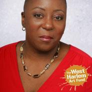 La curadora Savona Bailey-McClain.