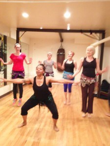 """Be prepared to have fun,"" says instructor LeeMarieme Priestly."