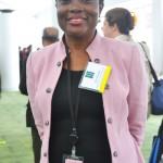 Business specialist Mary Olushaga.