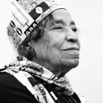 Dr. Amelia Boynton Robinson is now 103 years old.