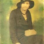 Amelia Platts was a native of Savannah, Georgia.