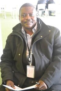 Felix Abodunrin certified his business last month.