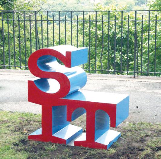OSIT by artist Chuck von Schmidt