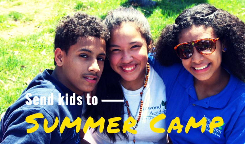 The camp will operate from July 20 through August 14.