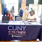CUNY in the Heights participated.