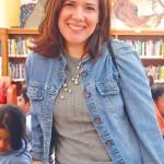 Teacher Jeannette Toro brought her third graders.
