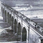 The High Bridge became less of a destination during the 1950's. Photo: NYC Parks Department