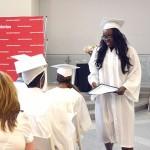 Nancy Varice will attend Howard University.