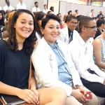 Daniel Rivas (right), here with his sister, is currently participating in the program.