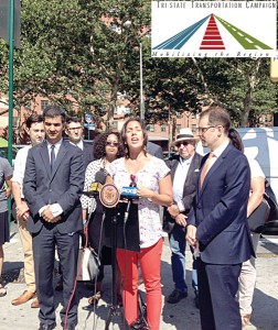 Veronica Vanterpool is the Executive Director of the Tri-State Transportation Campaign.