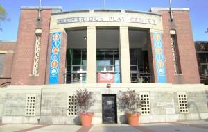 The Highbridge Recreation Center has been renovated.