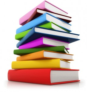 College textbooks are exempt from local sales tax.