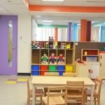 The center has 6 classrooms.