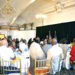 The event was held at the Alhambra Ballroom.