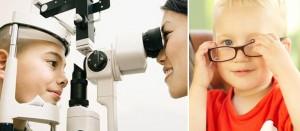 PROTECTING YOUR CHILD'S VISION </br> Proteger la visión de su hijo
