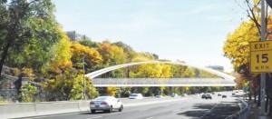 Stroll the span </br> Paseo por el tramo