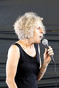Wendy Feuer, comisionada asistente de Diseño Urbano del DOT.
