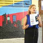 """It's what the community needs,"" said Speaker Melissa Mark-Viverito."