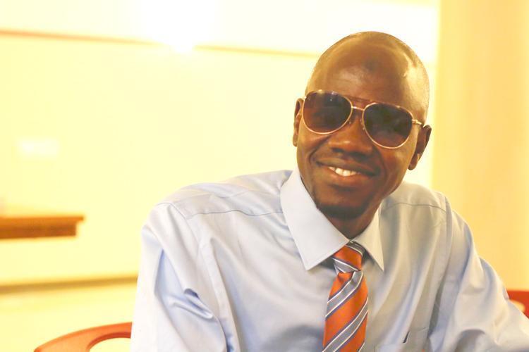 """""""Espero que este ejemplo de unidad se extienda"""", dijo Mamdadou Drame."""