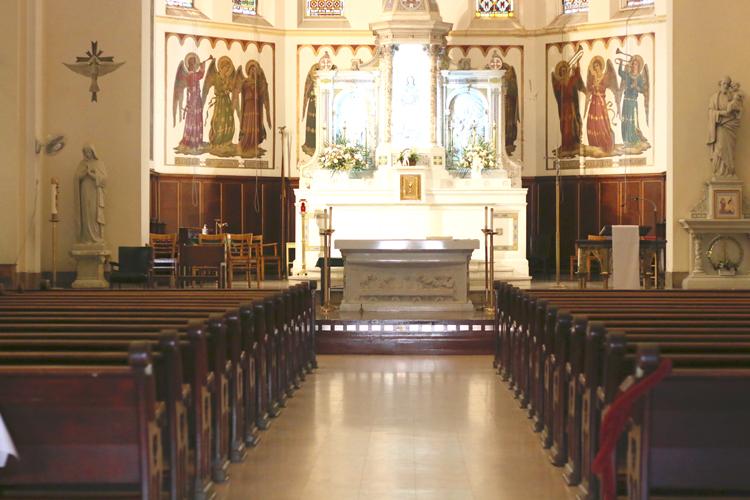 St. Cecilia's Parish.