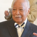 Former City Mayor David Dinkins.