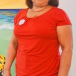 Art teacher María Contreras Guzmán.