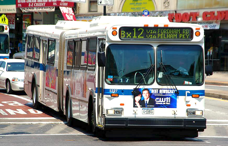Six MTA bus drivers were arrested under the law.