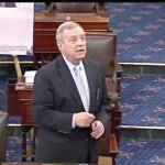 Senator Richard Durbin took to the Senate floor to share word of Rojas' story.