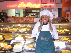 """Renee Mancino was known as the """"Queen of Carrot Cake."""""""