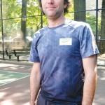 Matias Rizzo is Estrella's trainer.