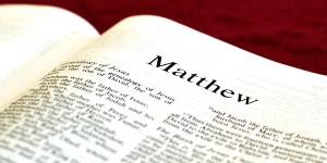 Se espera que el papa lea pasajes de la Biblia.