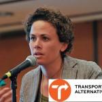 Caroline Samponaro is the Deputy Director of Transportation Alternatives.