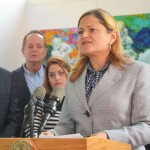 """We couldn't be more grateful,"" said Speaker Melissa Mark-Viverito."