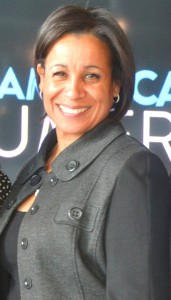 JennyAlonzoes presidenta del Consejo Asesor Hispano/Latino.