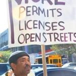 Vendors are calling for more permits. Photo: M. Barnkow