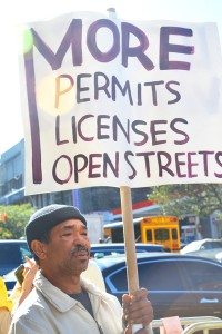 Vendors are calling for more permits. Photo: M. Barnkow