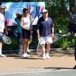 Tennis, Everyone? <br> Tenis, ¿Alguien?